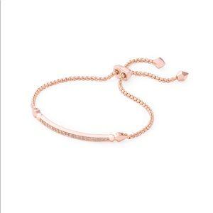 Kendra Scott Ott Bracelet in Rose Gold - New